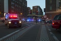 262B0473ES (brianjdamico) Tags: boston procession bpd bostonma bfd bostonpolice bostonfire bostonfiredepartment lodd lineofdutydeath bostonladder15