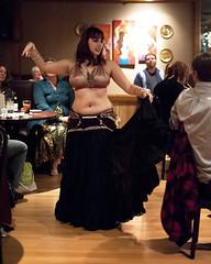 13th New(er) Dancer Night at the Med Hookah - Nazeera (Drumdude Bill) Tags: beautiful bellydance madisonwisconsin nazeera nikond700 nikkor50mmf14g mediterraneanhookahloungeandcafe doumtekphotography