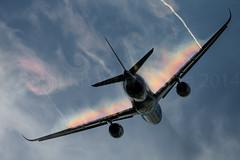 """Airbus A350-900XWB """"Qatar"""" (Rami Khanna-Prade) Tags: airbus tls qatar vortices a359 vortexes airbusindustrie a350 lfbo xwb launchcustomer a350900 aeroporttoulouseblagnac toulouseblagnacairport trentxwb airbusa350941"""