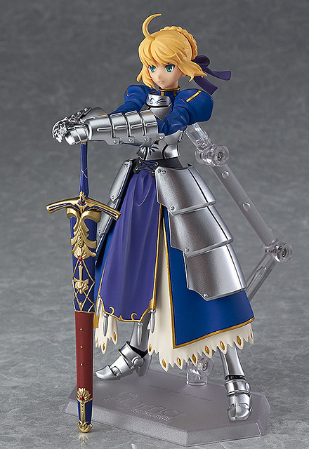 figma 『Fate/stay night』Saber 2.0 版本