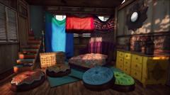 Bohemian Junk (Zee (Zuleicca Resident)) Tags: blog junk interior arcade zee sl secondlife bohemian gacha metaverse slblog scarletcreative thearcadegacha metaversehomestyle zuleiccaresident