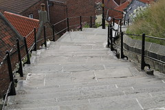 199 Steps (Kris English Photography) Tags: coast town seaside yorkshire gothic may whitby