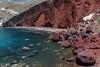 Santorin - Red Beach (Thomas Berg (Cottbus)) Tags: red beach geotagged santorini greece ia griechenland santorin hollyday grc mittelmeer kykladen kappariés geo:lat=3634734440 geo:lon=2539485320