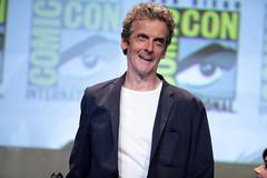 Peter Capaldi (Gage Skidmore) Tags: california jenna san comic who michelle diego center peter doctor convention steven coleman con gomez moffat 2015 capaldi