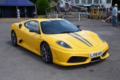 2008 Ferrari 430 Scuderia (davocano) Tags: brooklands supercarsunday lj58ahy