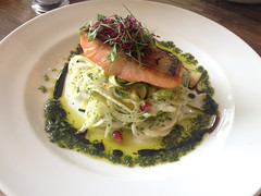 IMG_2833b_sea trout (LardButty) Tags: london pub wandsworth claphamjunction roundhouse sundayroast sundaylunch publunch wandsworthcommon spencerpark sw18 theroundhouse roundhousepub wandsworthborough lardbutty lardbuttylondon 2northside sw182ss