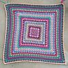 Craft Smart Value yarn butter (crochetbug13) Tags: crochet crocheted crocheting crochetsquare crochetblanket crochetafghan crochetbabyblanket grannysquare grannysquareblanket grannysquarebabyblanket grannysquareafghan