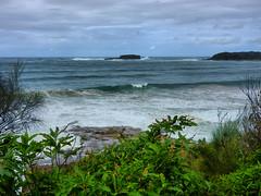 sml-fhdr-DSCN0073 (elphweb) Tags: roughseas roughsea ocean nsw australia sea water waves breakers storm coast coastal falsehdr fhdr bigwaves bigsurf surf foam mist
