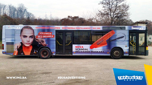 Info Media Group - Rimmel, BUS Outdoor Advertising, 12-2016 (5)