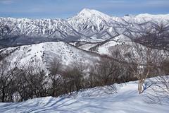 Mt.Iizuna (bamboo_sasa) Tags: 北信五岳 飯縄山 長野 信州 戸隠 飯綱高原 日本 登山 雪 冬 山 iizuna nagano togakushi shinshu japan mountain winter snow