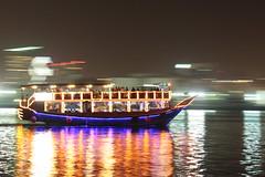IMG_3803 (Marvin Plofino) Tags: longexposure handheld nightphotography shutterbug dubai dubaicreek dhow dhowcruise panning cruise water night 50mm creek kitlens