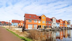 Reitdiephaven Groningen (Erik Schakelaar) Tags: reitdiep reitdiephaven groningen dorkwerd 050 daspasgrunnen kleurrijk