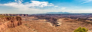 Canyonlands Panorama - Explore