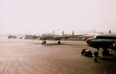 Chicago Midway Airport - TWA - Constellation (twa1049g) Tags: twa lockheedconstellation chicagomidwayairport