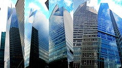 WALKING TO B.o.A. TOWER (@IOTAGLOBAL) Tags: nyc newyorkcity manhattan bankofamericatower iotaglobal hezekiahankoor dahezekiahankoor kiahankoor iamyu