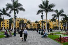 Plaza de Armas, Lima - Peru