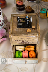 Magic Box | Macarons (Cristian Sabau) Tags: pink blue red cooking yellow cake vertical closeup fruit vintage square table dessert photography baking candy bright eating chocolate small plate nopeople sugar gourmet celebration event macaroon homemade honey snack romania brownie carbohydrate ornate muffin brownsugar transylvania truffle arrangement foodanddrink indulgence chocolatebar polkadot sugarcane vibrantcolor macarons brightlylit orangecolor targumures groupofobjects highangleview sweetfood provencemonamour eventsweetstable galleryweddinggarden