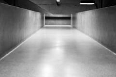 Station Bonaventure (• CHRISTIAN •) Tags: blackandwhite bw monochrome architecture 35mm nikon dof montréal noiretblanc métro nb explore bonaventure pdc gwim