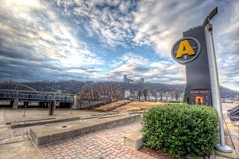 Gate A at Heinz Field HDR (Dave DiCello) Tags: sunset sun moon clouds reflections dawn pittsburgh dusk bridges mtwashington northshore rivers hdr pncpark heinzfield thepoint pittsburghpirates pittsburghskyline mellonarena pointstatepark westendbridge civicarena westendoverlook steelcity robertoclementebridge pittsburghpenguins pointstateparkfountain pittsburghphotographer nikond600 nikond700 fountainpittsburgh consolenergycenter davedicello hdrexposed pittsburghfountain fountaininpittsburgh fountainatpointstatepark parkatthewestendoverlook fountaininpointstatepark pittsburghfountains