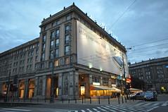 Hotel MDM on Marszałkowska Street
