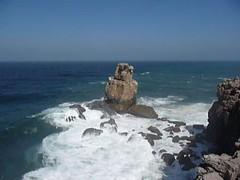 Peniche Cliff 13_2312i (jimcnb) Tags: cliff film portugal video august cap kste felsen klippen peniche 2013