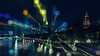 Bokeh (23LNS) Tags: color skyline night long nacht bokeh frankfurt flickrstruereflection1