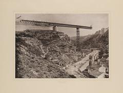 Viaduc de la Sioule (SMU Central University Libraries) Tags: france bridges auvergne puydedome bridgeconstruction railroadbridges pontgibaud