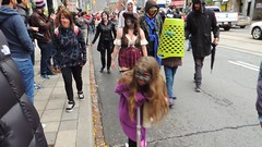 VIDEO .... Happy Halloween! .... Walking Dead! (Greg's Southern Ontario (catching Up Slowly)) Tags: toronto halloween video zombie spooky walkingdead zombiewalk torontozombiewalk funevent 2013torontozombiewalk