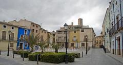 BIAR (ALICANTE-SPAIN) (ABUELA PINOCHO ) Tags: plaza espaa spain pueblo alicante casas biar paisvalenciano