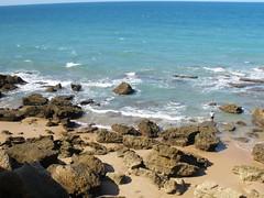 Cala el El Pato 11 (fjguerragi) Tags: mar playa verano cala acantilado roche oceano conil atlantico spero