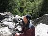 Staring up at El Capitan (Chad Maurer) Tags: october09