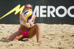 FIVB World Tour (V-Man's Court) Tags: world woman sexy feet ass beach female court foot championship toes tour dancers legs babes barefoot volleyball players cleavage soles cameltoe fivb