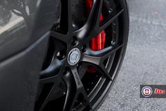Ferrari 599 on HRE S101's (wheels_boutique) Tags: wheels ferrari rims hre 599 hrewheels satinblack s101 wheelsboutique wheelsboutiquecom