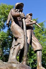 Mo Highway 36 (StJoMo) Tags: history statue ne missouri northeast tomsawyer huckleberryfinn missouridivisionoftourism visitmocom