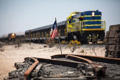 Empalme Norte (arcadia1969) Tags: chile tren desert trains ore ferrocarril freighttrain narrowguage emd metergauge ferronor gt46ace emddemonstrator