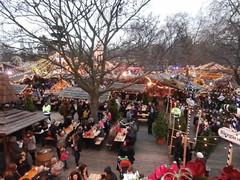Winter Wonderland (phillippalouise85) Tags: christmas uk london market hydepark winterwonderland bavarianvillage flickrandroidapp:filter=none