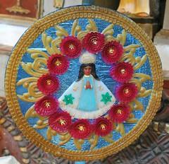 Virgen de Juquila Mexico (Ilhuicamina) Tags: mexico catholic religion churches virgin oaxaca wax cera juquila tlacochahuaya