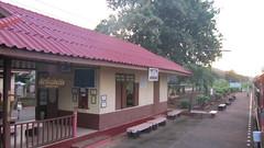 Wang Pho railway station, Kanchanaburi (David Jones) Tags: station train thailand railway kanchanaburi wangpho easternandorientalexpress