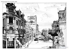 Porto Alegre Rua da Praia 1940