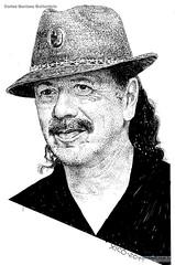 Carlos Santana Guitarrista