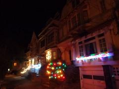 Fifteenth Avenue christmas lights (sftrajan) Tags: sanfrancisco christmas lights navidad noel christmaslights natale thesunset 15thavenue