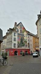 gli affreschi di Bel Air- Chartres