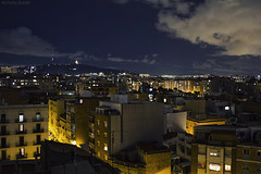 [3/52] (Victoria Durn | Photography) Tags: barcelona city night clouds photography nocturna catalunya fotografia
