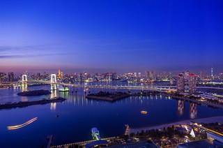 Twilight Blue, Tokyo