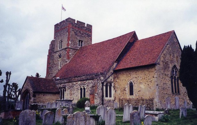 St_peters_church_Ightham_Kent