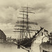 Anachronism - Tall ship James Craig
