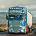 W J & J Green Scania R560 Streamline 6x2