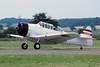Harvard (Pentakrom) Tags: fighter aircraft aviation harvard north american gary 1985 meet warbird texan t6 numan weald gazsc
