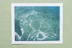 Embarcadero (Erin Eli) Tags: sanfrancisco color film water polaroid embarcadero packfilm peelapart fp100c automatic250 fujji auto250