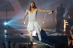 30 Seconds to Mars - 2014_02_18 Paris - Zenith (Solen94) Tags: lovelustfaithdreamstour zenith 30secondstomars